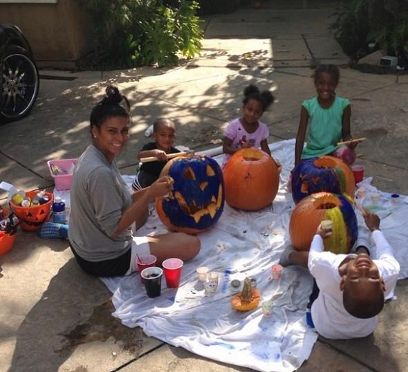 happy belated halloween-laura govan-kids-the jasmine brand
