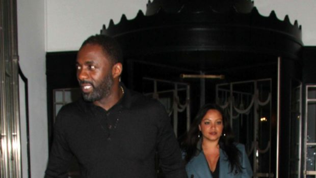 [Photos] Confirmed: Actor Idris Elba & Girlfriend Are Pregnant