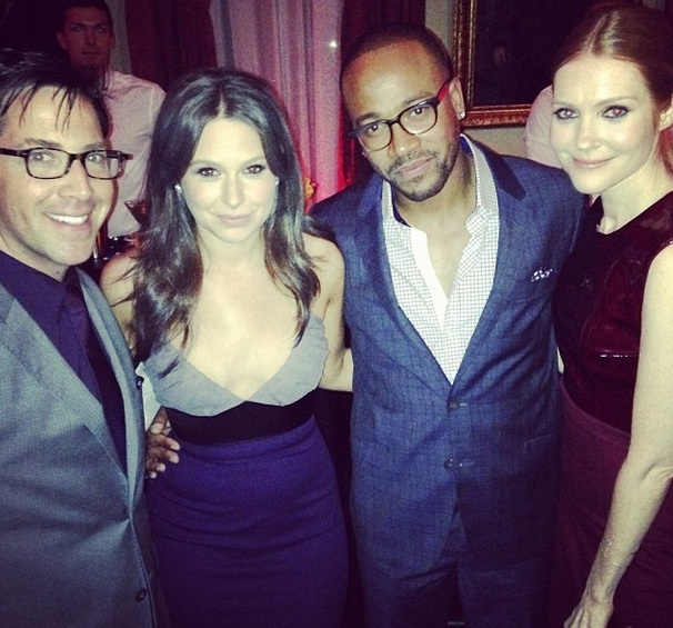 ii-scandal cast-gq men of the year party 2013-the jasmine brand