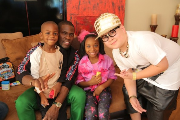 ii-torrei hart-kevin hart-throw birthday party for son hendrix-the jasmine brand