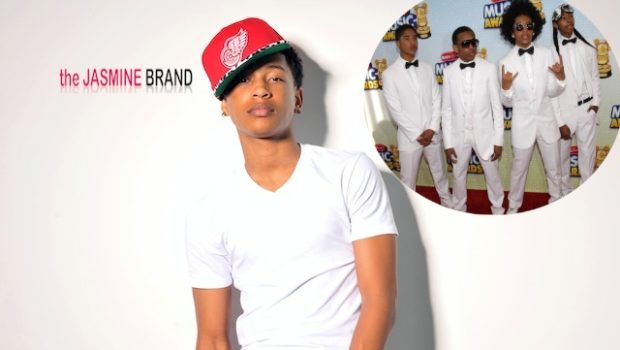 [EXCLUSIVE] Jacob Latimore Allegedly Replacing 'Mindless Behavior' Lead Singer