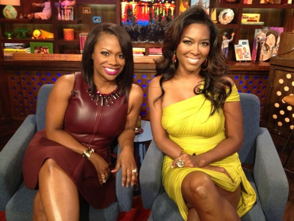 kandi burruss-kenya moore-andy cohen-watch what happens live-the jasmine brand