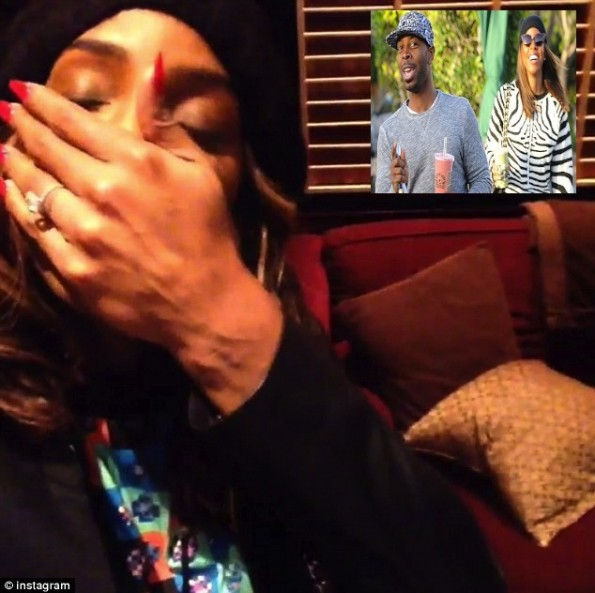 kelly rowland engaged-manager boyfriend-tim witherspoon-the jasmine brand