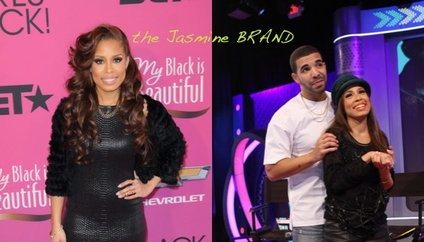 [VIDEO] BET's Keshia Chante Doesn't Want to Be Labeled Drake's Ex-Girlfriend: 'We were NEVER romantic!'