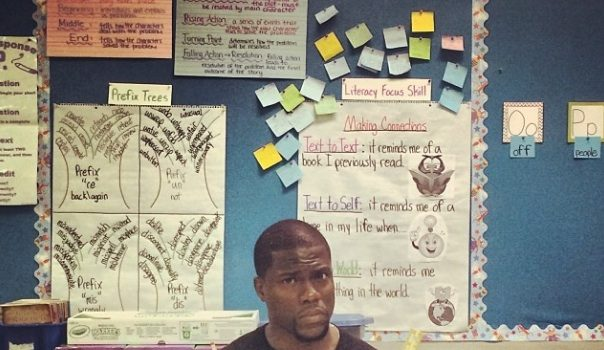 [VIDEO] Community Dopeness: Kevin Hart Donates $250k to Philly Schools