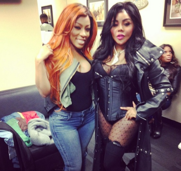 [Photos] Nicki Minaj, Lil Kim, K.Michelle, Trey Songz Perform at Power 105's 'Powerhouse' Concert