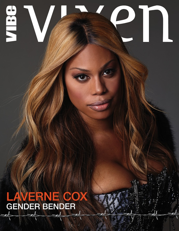 laverne cox-vibe vixen-orange is the new black-the jasmine brand