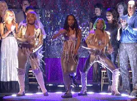 Is Lil Mama the Permanent Replacement? Singer Performs 'No Scrubs' With TLC + Group Hints That Rapper May Join Them On Next Album