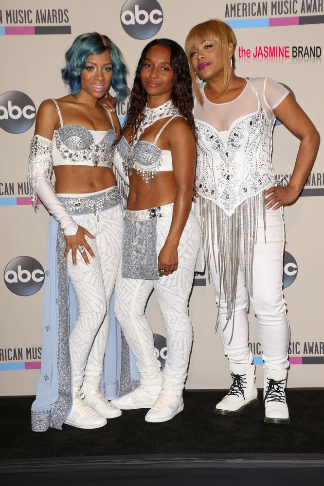 41st Annual American Music Awards - Press Room