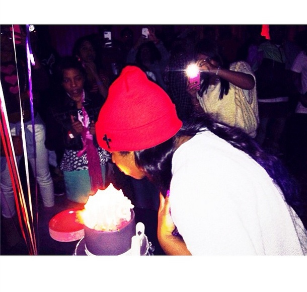 lil wayne daughter-reginae 15th birthday party-cake-the jasmine brand