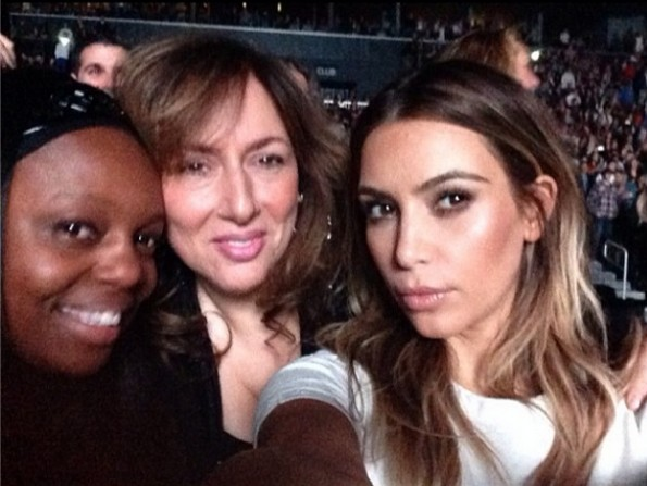 lorraine schwartz-kim kardashian-kanye west yeezus tour-nyc-the jasmine brand