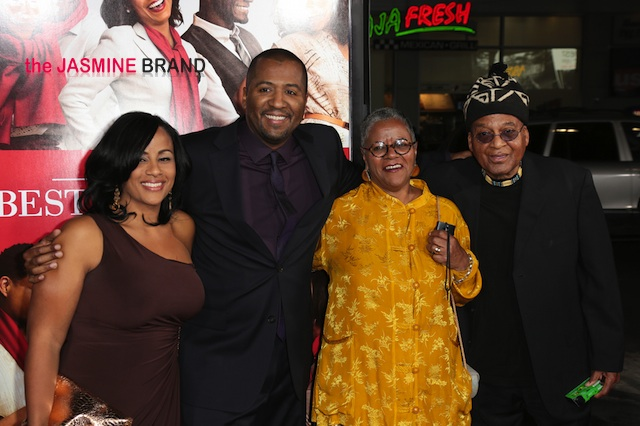 """""""The Best Man Holiday"""" Los Angeles Premiere - Arrivals"""