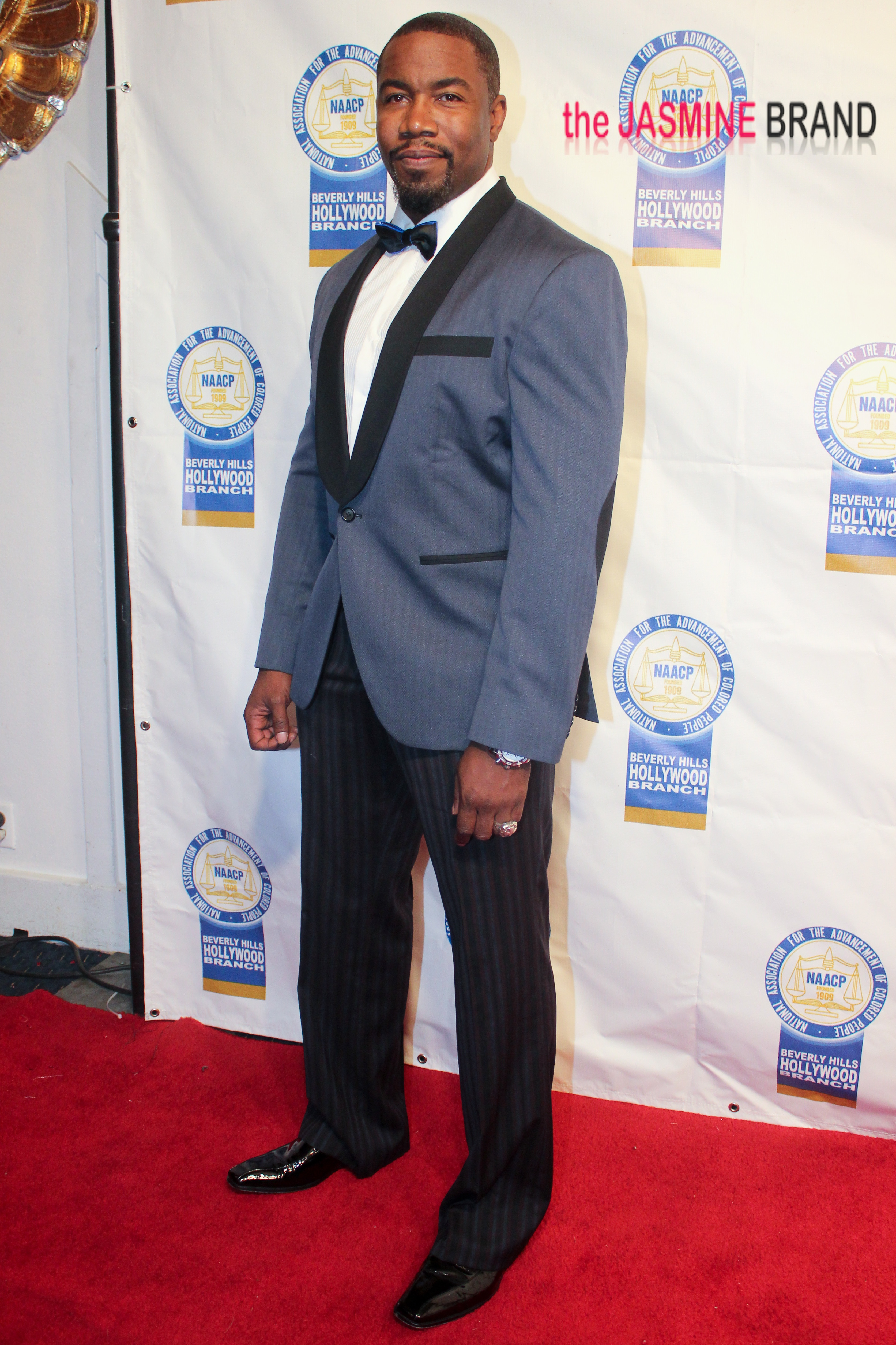 michael jai white-naacp theater awards 2013-the jasmine brand