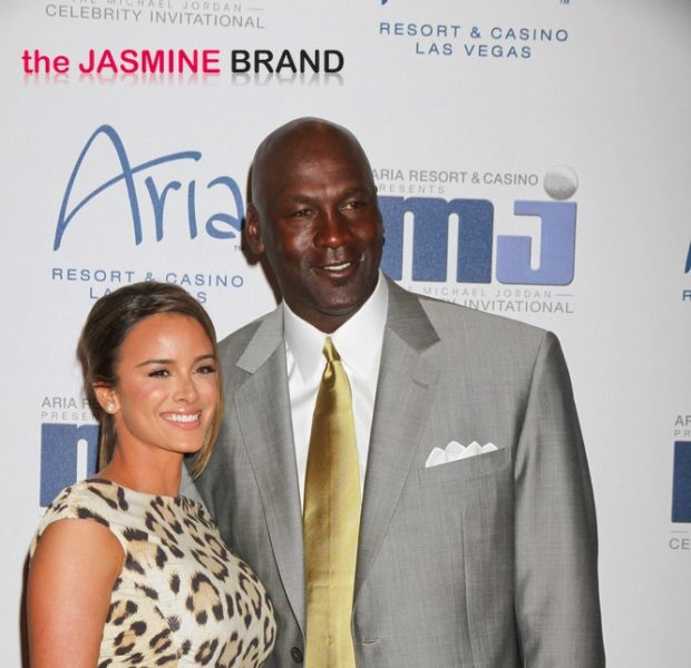 More Celebrity Off-Spring! 50-Year-Old Michael Jordan And New Wife Pregnant