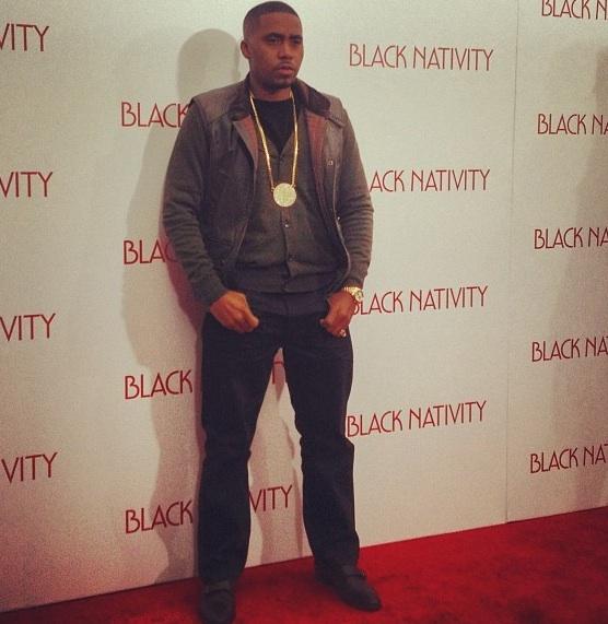nas-black nativity premiere-the jasmine brand