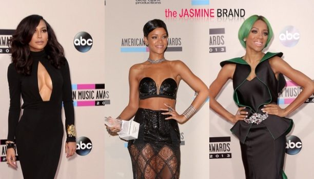 [Photos] Who Stole the American Music Awards Red Carpet?
