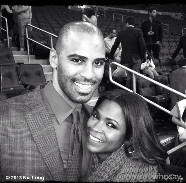 No Break-Up Here: Nia Long & Boyfriend Ime Udoka, Put On Happy Face For Social Media