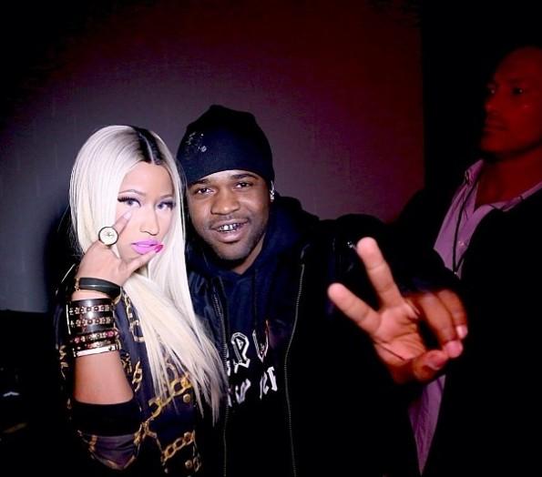 Nicki Minaj, Ferg
