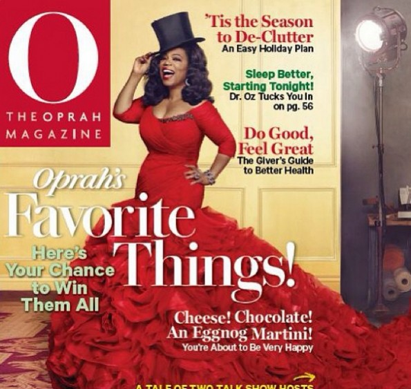 oprah winfrey-oprahs favorite things 2013-the jasmine brand
