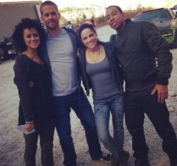 paul walker-michelle rodriguez-ludacris-fast and furious 7-fast 7-the jasmine brand