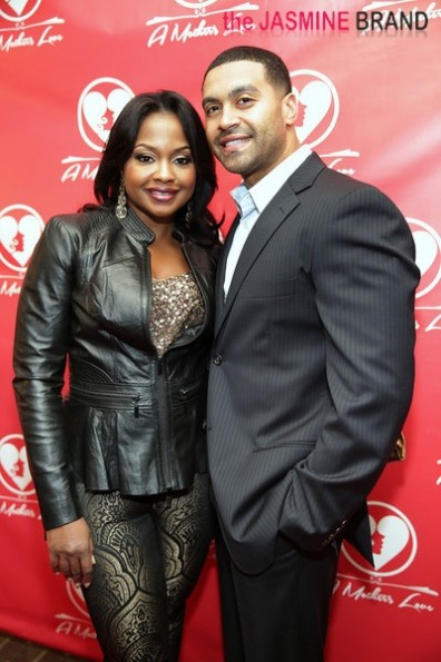 Phaedra Parks Still Legally Married to Apollo Nida