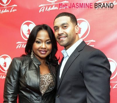 Apollo Nida Accused of Cheating On Wife Phaedra Parks: They had sex in their son's room!