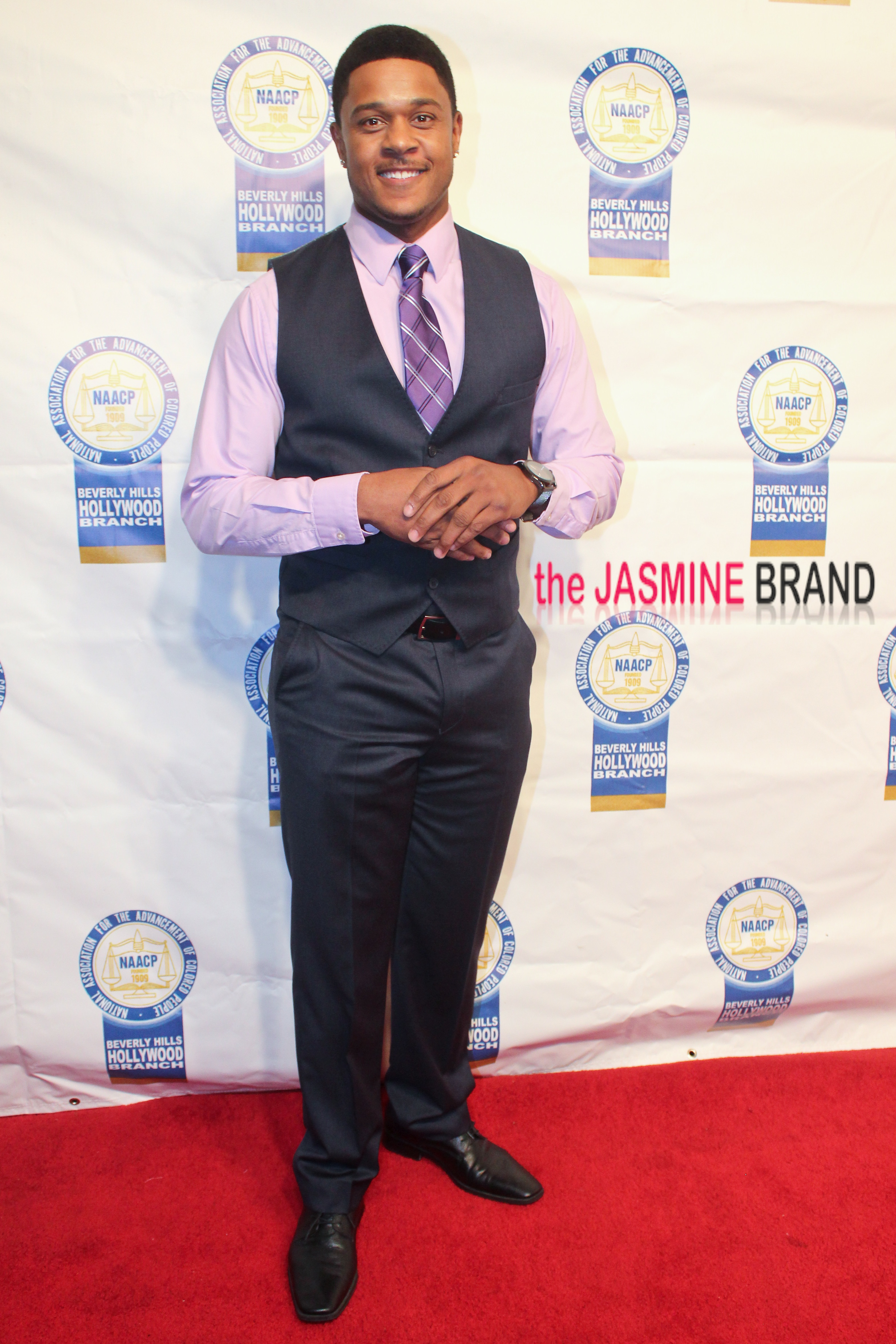 pooch hall-naacp theater awards 2013-the jasmine brand