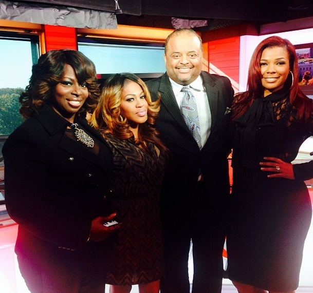 R&B Divas Atlanta & LA Renewed, Faith Evans & Nicci Gilbert Not Returning To Show
