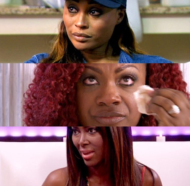 [VIDEO] Tears, Text Messaging & Breaking Girl Code Watch 'Real Housewives of Atlanta' Episode 2