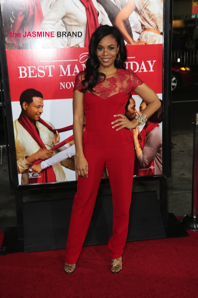 """The Best Man Holiday"" Los Angeles Premiere - Arrivals"