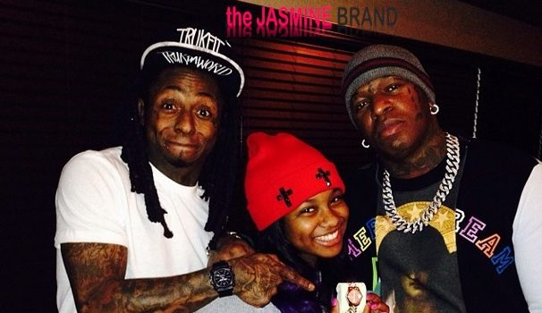 [Photos] Daddy's Little Girl Is Growing Up! Lil Wayne?'s Daughter Turns 15! Check Out Her Zip-Line Bash & New Arm Candy