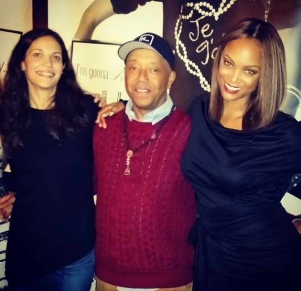 russell simmons-tyra banks-girls community center-the jasmine brand