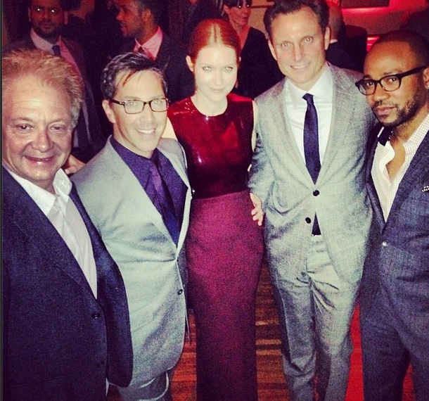 scandal cast-gq men of the year party 2013-the jasmine brand