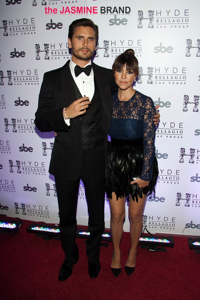 "Scott Disick's ""Lord Disick"" Style 30th Birthday Bash at Hyde Nightclub in Las Vegas on May 26, 2013"
