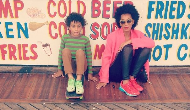 Solange Knowles Announces New Gig As PUMA Art Director