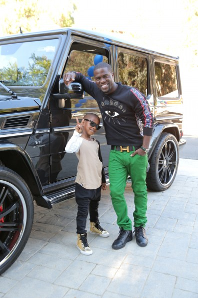stuntin is a habit-torrei hart-kevin hart-throw birthday party for son hendrix-the jasmine brand