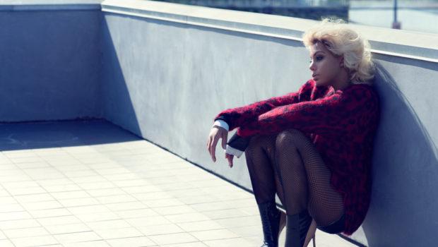 'I'm Not A Liar. 'I'm Always Myself.' Tamar Braxton Covers Flaunt Magazine