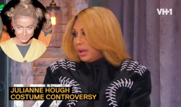 tamar braxton-not offended by black face-julianne hough-costume controversy-the jasmine brand