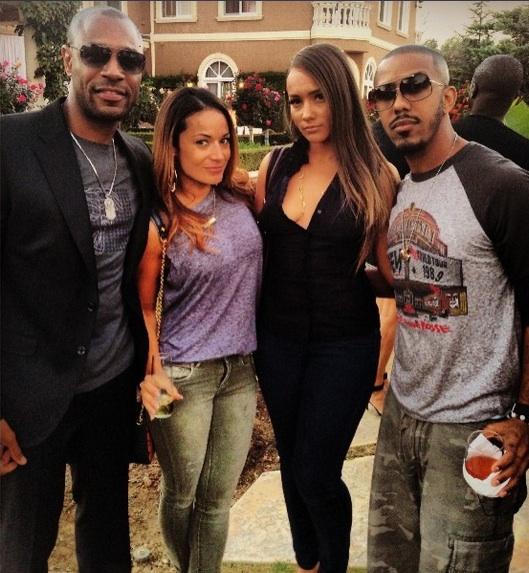tank-zena foster-marques houston-wife-jamie foxx-hosts trayvon martin-hollywood charity event-the jasmine brand