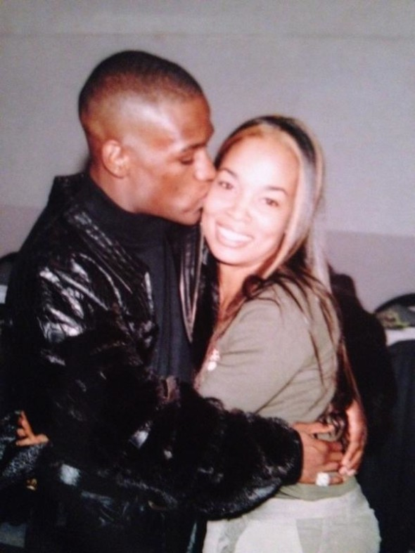 Throwback Photo of Floyd & Josie