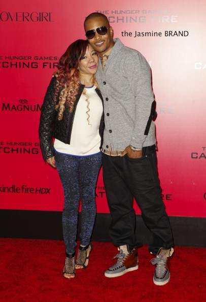 Tiny Harris Doesn't Want To Divorce T.I.: He needs to come back to me.