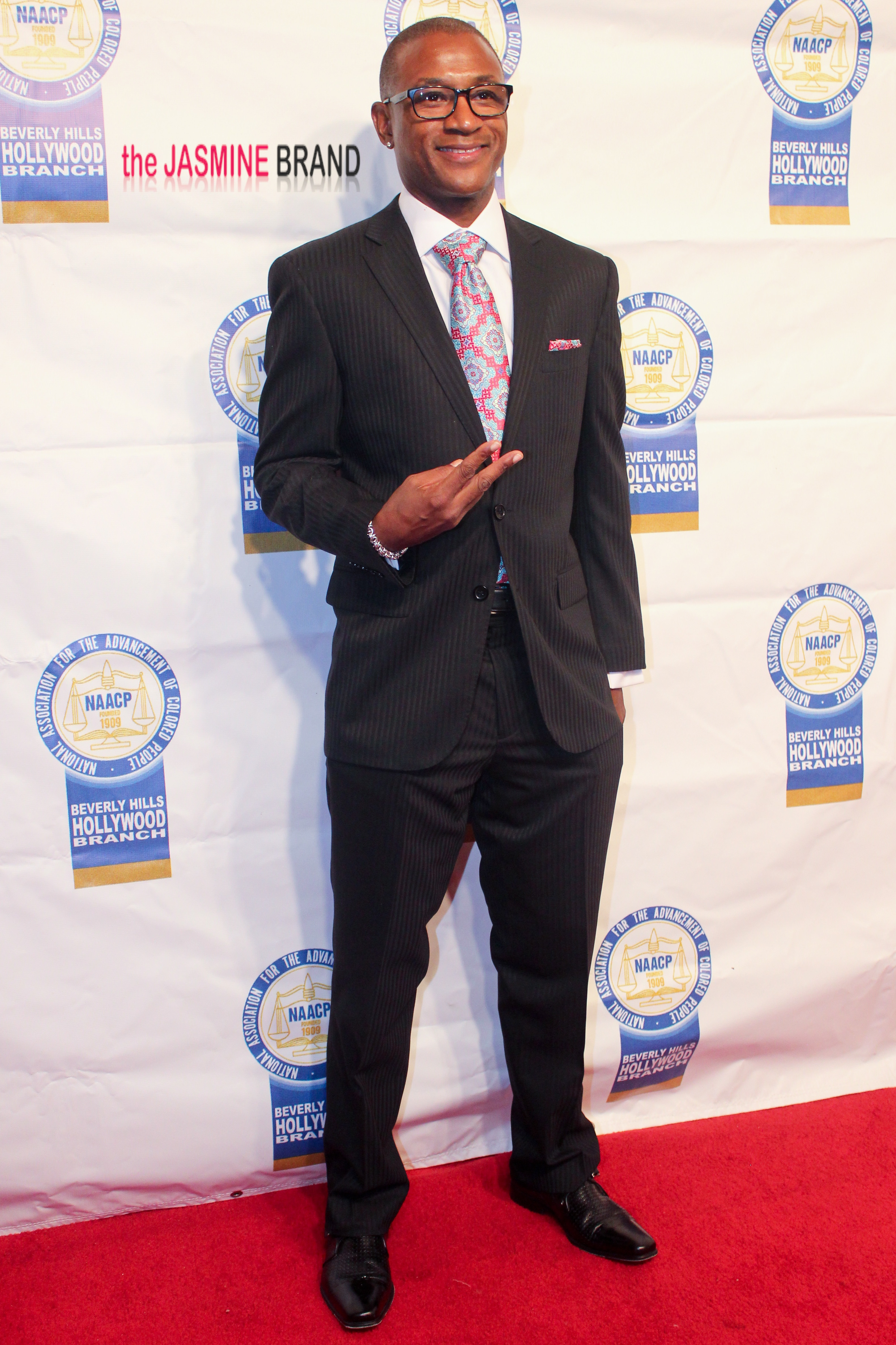 tommy davidson-naacp theater awards 2013-the jasmine brand