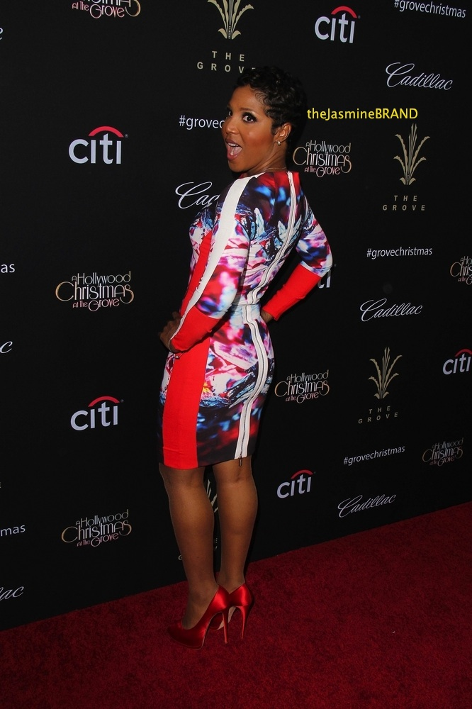The Grove's 11th Annual Christmas Tree Lighting Spectacular - Arrivals