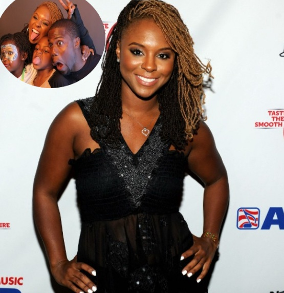 [VIDEO] Torrei Hart Spills Bedroom Secrets! Says Ex-Hubby, Kevin Hart Put It Down Sexually: 'Thats why I gave him 2 beautiful children'