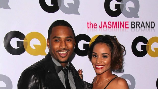Celebrity Cup Cakin: Trey Songz Brings Super Model to 'GQ Men of the Year' Bash + Tyra Banks & Rosario Dawson Lend Star Power to Girls Club