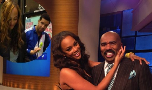 [VIDEO] Tyra Banks Accuses Drake of Dry Snitching About Their Secret Date: 'I have words for your!'