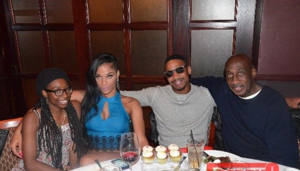 One Happy, Blended Reality TV Family: Stevie J Celebrates Daughter's 18th Birthday With Wife Joseline Hernandez