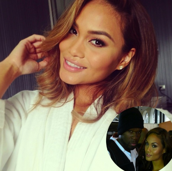 50 Cent's Ex-Girlfriend Daphne Joy Talks Coping in Hollywood: 'They'll Eat You Alive'