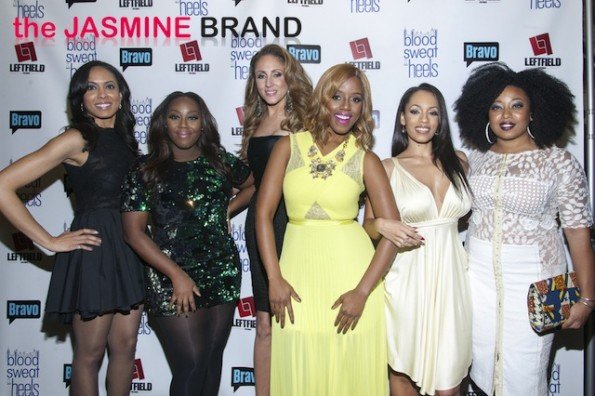 Blood-Sweat-Heels-Cast-Premiere-Party-The Jasmine Brand
