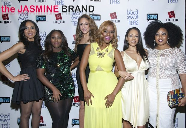 [Photos] 'Blood, Sweat & Heels' Reality Show Cast Celebrates With NYC Premiere Party